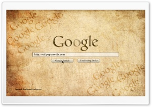 Google-w HD Wide Wallpaper for Widescreen