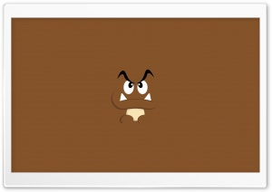 Goomba HD Wide Wallpaper for 4K UHD Widescreen desktop & smartphone