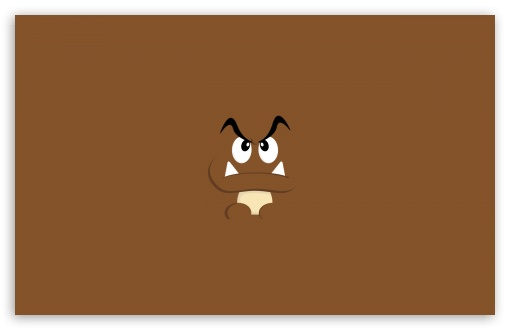 Goomba HD wallpaper for Wide 16:10 5:3 Widescreen WHXGA WQXGA WUXGA WXGA WGA ; HD 16:9 High Definition WQHD QWXGA 1080p 900p 720p QHD nHD ; Standard 4:3 5:4 3:2 Fullscreen UXGA XGA SVGA QSXGA SXGA DVGA HVGA HQVGA devices ( Apple PowerBook G4 iPhone 4 3G 3GS iPod Touch ) ; Tablet 1:1 ; iPad 1/2/Mini ; Mobile 4:3 5:3 3:2 16:9 5:4 - UXGA XGA SVGA WGA DVGA HVGA HQVGA devices ( Apple PowerBook G4 iPhone 4 3G 3GS iPod Touch ) WQHD QWXGA 1080p 900p 720p QHD nHD QSXGA SXGA ; Dual 16:10 5:3 16:9 4:3 5:4 WHXGA WQXGA WUXGA WXGA WGA WQHD QWXGA 1080p 900p 720p QHD nHD UXGA XGA SVGA QSXGA SXGA ;