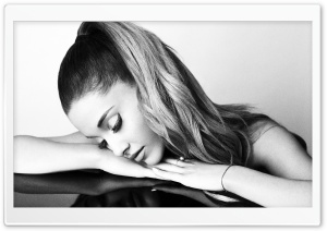 Gorgeous Ariana Grande Ultra HD Wallpaper for 4K UHD Widescreen desktop, tablet & smartphone