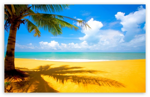 Gorgeous Beach In Summertime HD wallpaper for Standard 4:3 5:4 Fullscreen UXGA XGA SVGA QSXGA SXGA ; Wide 16:10 5:3 Widescreen WHXGA WQXGA WUXGA WXGA WGA ; HD 16:9 High Definition WQHD QWXGA 1080p 900p 720p QHD nHD ; Other 3:2 DVGA HVGA HQVGA devices ( Apple PowerBook G4 iPhone 4 3G 3GS iPod Touch ) ; Mobile VGA WVGA iPhone iPad PSP Phone - VGA QVGA Smartphone ( PocketPC GPS iPod Zune BlackBerry HTC Samsung LG Nokia Eten Asus ) WVGA WQVGA Smartphone ( HTC Samsung Sony Ericsson LG Vertu MIO ) HVGA Smartphone ( Apple iPhone iPod BlackBerry HTC Samsung Nokia ) Sony PSP Zune HD Zen ;