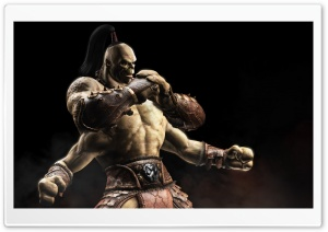 Goro - Mortal Kombat X HD Wide Wallpaper for 4K UHD Widescreen desktop & smartphone