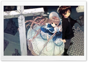 Gosick HD Wide Wallpaper for Widescreen