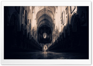 Gothic Architecture HD Wide Wallpaper for 4K UHD Widescreen desktop & smartphone