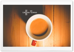 Gotta Love Coffee HD Wide Wallpaper for Widescreen