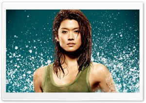 Grace Park HD Wide Wallpaper for Widescreen