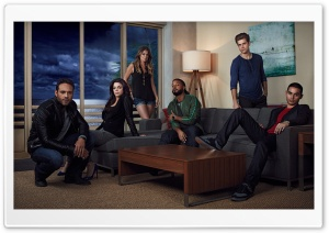 Graceland TV Show Cast HD Wide Wallpaper for Widescreen