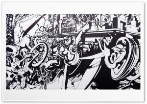 Graffiti HD Wide Wallpaper for 4K UHD Widescreen desktop & smartphone