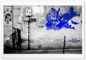 Graffiti_Jessy-Descarpentrie HD Wide Wallpaper for Widescreen