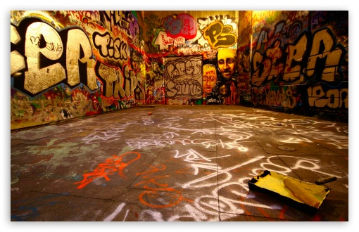 Graffiti Room HD wallpaper for Wide 16:10 5:3 Widescreen WHXGA WQXGA WUXGA WXGA WGA ; HD 16:9 High Definition WQHD QWXGA 1080p 900p 720p QHD nHD ; Standard 4:3 5:4 3:2 Fullscreen UXGA XGA SVGA QSXGA SXGA DVGA HVGA HQVGA devices ( Apple PowerBook G4 iPhone 4 3G 3GS iPod Touch ) ; iPad 1/2/Mini ; Mobile 4:3 5:3 3:2 16:9 5:4 - UXGA XGA SVGA WGA DVGA HVGA HQVGA devices ( Apple PowerBook G4 iPhone 4 3G 3GS iPod Touch ) WQHD QWXGA 1080p 900p 720p QHD nHD QSXGA SXGA ;