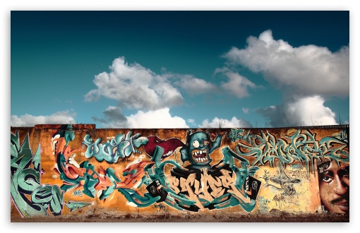 Graffiti Wall Art ❤ 4K UHD Wallpaper for Wide 16:10 5:3 Widescreen WHXGA WQXGA WUXGA WXGA WGA ; 4K UHD 16:9 Ultra High Definition 2160p 1440p 1080p 900p 720p ; Standard 3:2 Fullscreen DVGA HVGA HQVGA ( Apple PowerBook G4 iPhone 4 3G 3GS iPod Touch ) ; Mobile 5:3 3:2 16:9 - WGA DVGA HVGA HQVGA ( Apple PowerBook G4 iPhone 4 3G 3GS iPod Touch ) 2160p 1440p 1080p 900p 720p ;