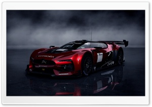 Gran Turismo 5 Citroen GT HD Wide Wallpaper for Widescreen