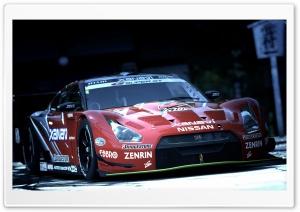 Gran Turismo 5 Nissan GTR Ultra HD Wallpaper for 4K UHD Widescreen desktop, tablet & smartphone