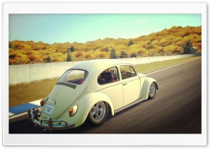 Gran Turismo 6 - Fusca HD Wide Wallpaper for Widescreen