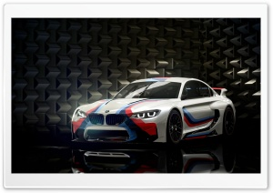 Gran Turismo 6 BMW GT HD Wide Wallpaper for 4K UHD Widescreen desktop & smartphone