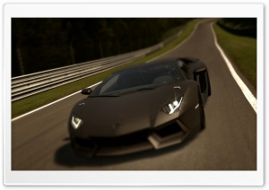 Gran Turismo Lamborghini HD Wide Wallpaper for Widescreen