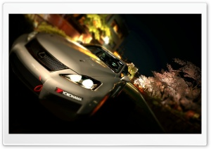Gran Turismo The Real Driving Simulator HD Wide Wallpaper for Widescreen