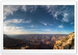 Grand Canyon Grand View HD Wide Wallpaper for Widescreen