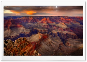 Grand Canyon National Park Ultra HD Wallpaper for 4K UHD Widescreen desktop, tablet & smartphone