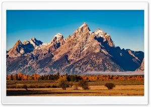 Grand Teton National Park HD Wide Wallpaper for 4K UHD Widescreen desktop & smartphone