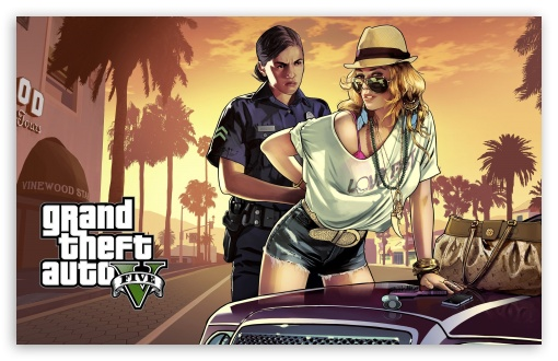 Grand Theft Auto GTA V 2013 ❤ 4K UHD Wallpaper for Wide 16:10 5:3 Widescreen WHXGA WQXGA WUXGA WXGA WGA ; 4K UHD 16:9 Ultra High Definition 2160p 1440p 1080p 900p 720p ; Standard 3:2 Fullscreen DVGA HVGA HQVGA ( Apple PowerBook G4 iPhone 4 3G 3GS iPod Touch ) ; Mobile 5:3 3:2 16:9 - WGA DVGA HVGA HQVGA ( Apple PowerBook G4 iPhone 4 3G 3GS iPod Touch ) 2160p 1440p 1080p 900p 720p ;