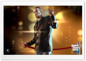 Grand Theft Auto The Ballad of Gay Tony, Luis - Rope HD Wide Wallpaper for Widescreen