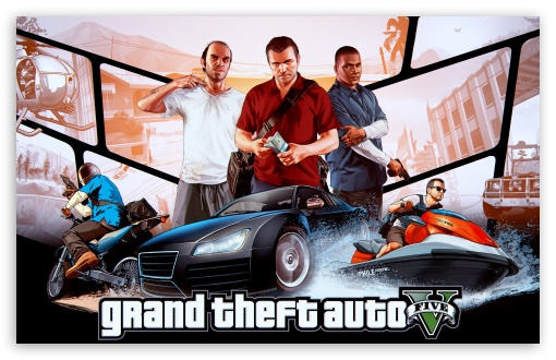 GRAND THEFT AUTO V HD wallpaper for Wide 16:10 5:3 Widescreen WHXGA WQXGA WUXGA WXGA WGA ; Standard 4:3 5:4 3:2 Fullscreen UXGA XGA SVGA QSXGA SXGA DVGA HVGA HQVGA devices ( Apple PowerBook G4 iPhone 4 3G 3GS iPod Touch ) ; iPad 1/2/Mini ; Mobile 4:3 5:3 3:2 5:4 - UXGA XGA SVGA WGA DVGA HVGA HQVGA devices ( Apple PowerBook G4 iPhone 4 3G 3GS iPod Touch ) QSXGA SXGA ;