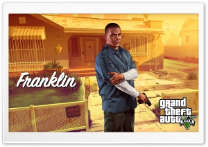 Grand Theft Auto V HD Wide Wallpaper for 4K UHD Widescreen desktop & smartphone