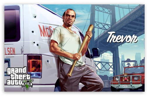 Grand Theft Auto V HD wallpaper for Wide 16:10 5:3 Widescreen WHXGA WQXGA WUXGA WXGA WGA ; HD 16:9 High Definition WQHD QWXGA 1080p 900p 720p QHD nHD ; Mobile 5:3 16:9 - WGA WQHD QWXGA 1080p 900p 720p QHD nHD ;