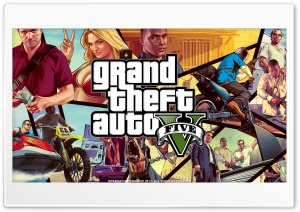 Wallpaperswide Com Grand Theft Auto Hd Desktop Wallpapers For 4k