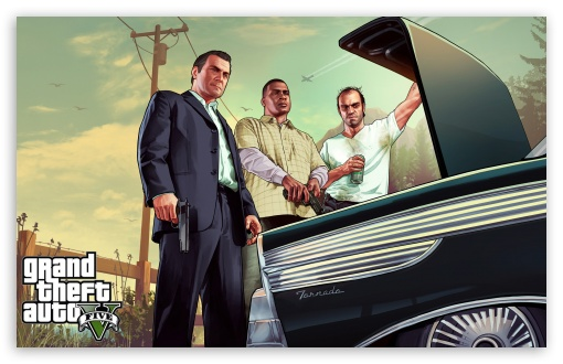 Grand Theft Auto V - The Trunk HD wallpaper for Wide 16:10 5:3 Widescreen WHXGA WQXGA WUXGA WXGA WGA ; HD 16:9 High Definition WQHD QWXGA 1080p 900p 720p QHD nHD ; Mobile 5:3 16:9 - WGA WQHD QWXGA 1080p 900p 720p QHD nHD ;