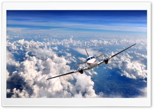 Great Flight HD Wide Wallpaper for Widescreen