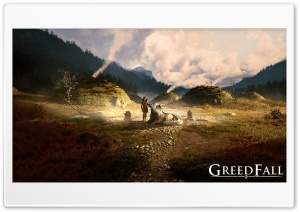 GreedFall Ultra HD Wallpaper for 4K UHD Widescreen desktop, tablet & smartphone