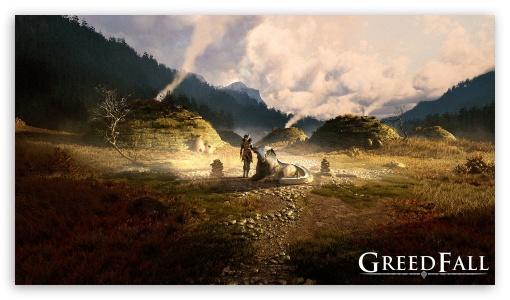 Download GreedFall HD Wallpaper