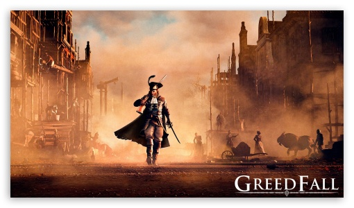 Download GreedFall HD Wallpaper