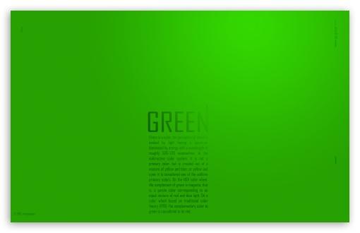 GREEN ❤ 4K UHD Wallpaper for Wide 16:10 5:3 Widescreen WHXGA WQXGA WUXGA WXGA WGA ; Mobile 5:3 - WGA ;