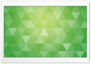 Green Abstract Geometric Triangle Background HD Wide Wallpaper for 4K UHD Widescreen desktop & smartphone