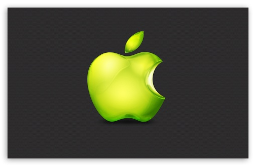 Green Apple Logo HD wallpaper for Wide 16:10 5:3 Widescreen WHXGA WQXGA WUXGA WXGA WGA ; HD 16:9 High Definition WQHD QWXGA 1080p 900p 720p QHD nHD ; Standard 4:3 5:4 3:2 Fullscreen UXGA XGA SVGA QSXGA SXGA DVGA HVGA HQVGA devices ( Apple PowerBook G4 iPhone 4 3G 3GS iPod Touch ) ; Tablet 1:1 ; iPad 1/2/Mini ; Mobile 4:3 5:3 3:2 16:9 5:4 - UXGA XGA SVGA WGA DVGA HVGA HQVGA devices ( Apple PowerBook G4 iPhone 4 3G 3GS iPod Touch ) WQHD QWXGA 1080p 900p 720p QHD nHD QSXGA SXGA ;