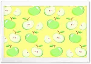 Green Apples Ultra HD Wallpaper for 4K UHD Widescreen desktop, tablet & smartphone