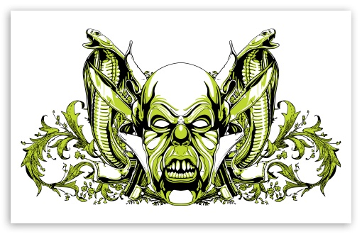 Green Demon UltraHD Wallpaper for Wide 16:10 5:3 Widescreen WHXGA WQXGA WUXGA WXGA WGA ; 8K UHD TV 16:9 Ultra High Definition 2160p 1440p 1080p 900p 720p ; Standard 3:2 Fullscreen DVGA HVGA HQVGA ( Apple PowerBook G4 iPhone 4 3G 3GS iPod Touch ) ; Mobile 5:3 3:2 16:9 - WGA DVGA HVGA HQVGA ( Apple PowerBook G4 iPhone 4 3G 3GS iPod Touch ) 2160p 1440p 1080p 900p 720p ;