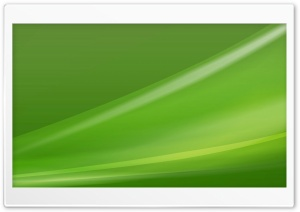 Green Dual Monitor HD Wide Wallpaper for Widescreen