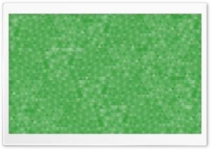 Green Geometric Triangles Pattern Background HD Wide Wallpaper for 4K UHD Widescreen desktop & smartphone