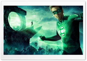 Green Lantern 2011 Movie HD Wide Wallpaper for 4K UHD Widescreen desktop & smartphone