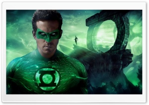 Green Lantern Movie HD Wide Wallpaper for 4K UHD Widescreen desktop & smartphone