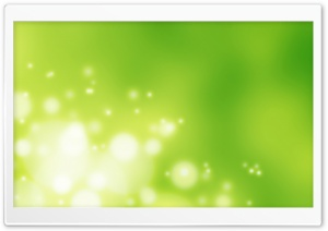 Green Lime Dust HD Wide Wallpaper for Widescreen
