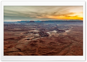 Green River Overlook HD Wide Wallpaper for 4K UHD Widescreen desktop & smartphone