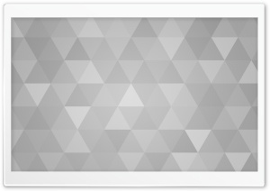 Grey Abstract Geometric Triangle Background HD Wide Wallpaper for 4K UHD Widescreen desktop & smartphone