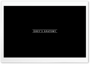 Grey's Anatomy HD Wide Wallpaper for Widescreen