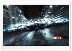 Grid 2 Game HD Wide Wallpaper for Widescreen