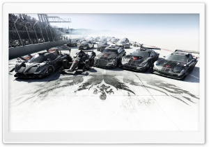 Grid Autosport HD Wide Wallpaper for 4K UHD Widescreen desktop & smartphone
